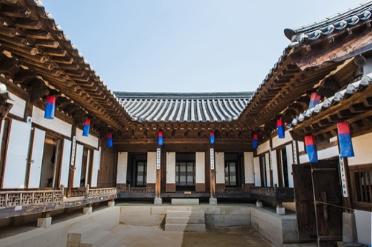 Hanok Traditional Korean House