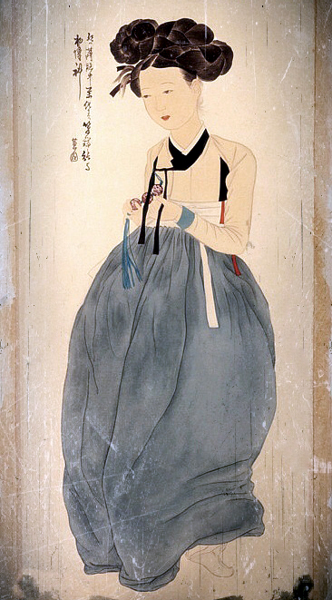 Old Chinese Fashion