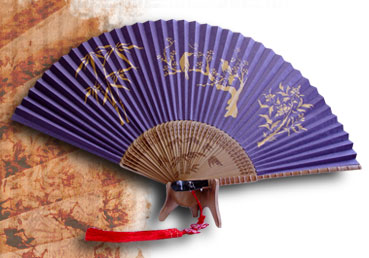 decorative fans paper hand fans folding hand fans gallery - Decorative Fans