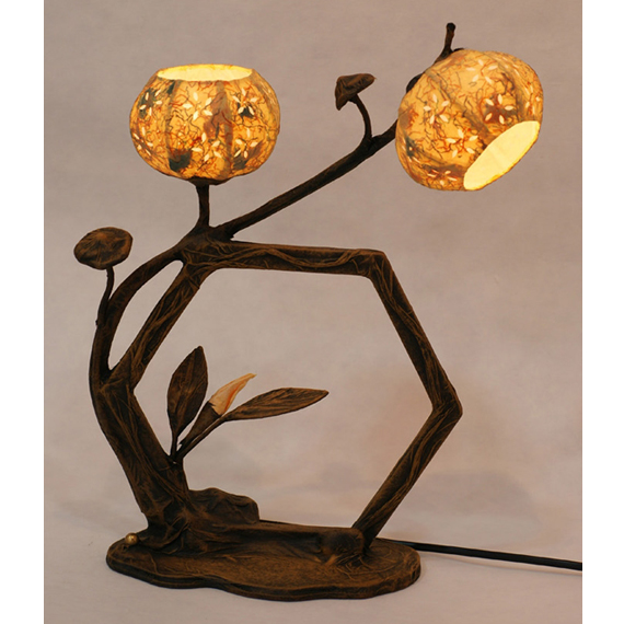 Oriental Lantern Lamps Oriental Table Lamp With
