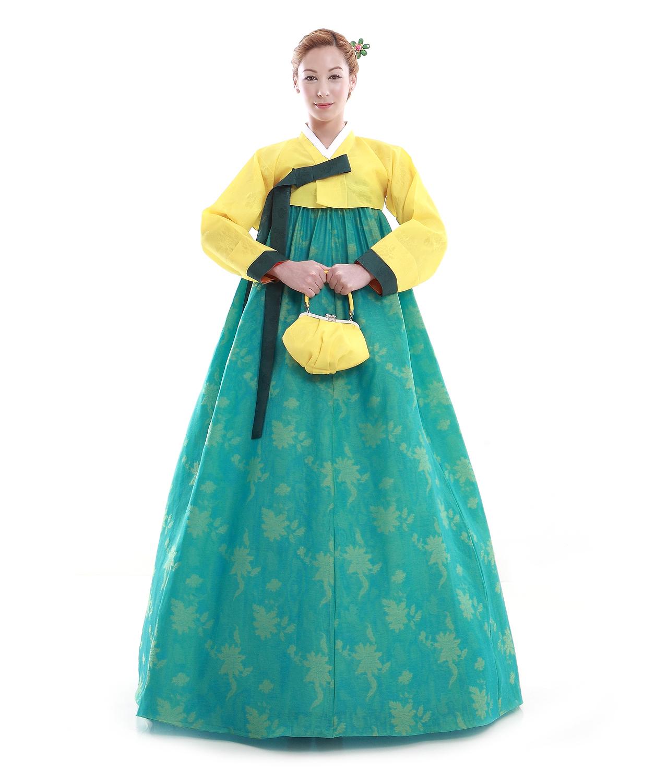 Hanbok - Antique Alive