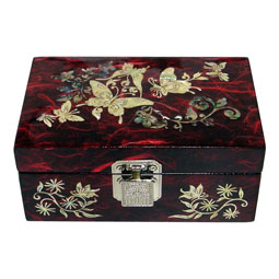 Wooden Jewelry Boxes Antique Alive