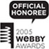 2005 webby awards